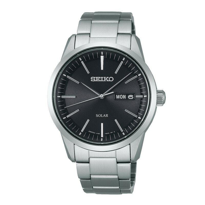 SEIKO SPIRIT SMART太陽能腕錶/V158-0AM0A/SBPX063J