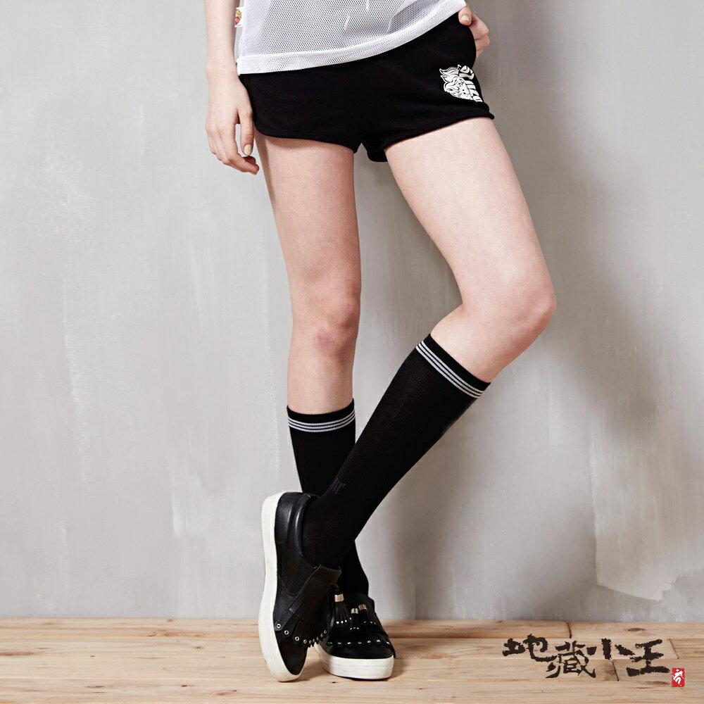 【990元優惠↘】運動風棉質運動短褲(黑) - BLUE WAY JIZO 地藏小王