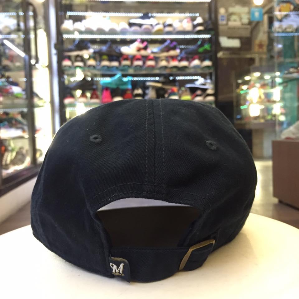 BEETLE 47 BRAND 老帽 密爾瓦基 釀酒人 MILWAUKEE BREWERS DAD 大聯盟 MLB 深藍 MN-380 2