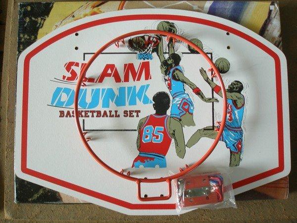 中型籃球板 籃球框 籃框.籃板 DIY球框 籃球架(木質板)MIT製/一組入{促499}