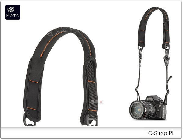 【新博攝影】KATA PL-C-STRAP 減壓背帶