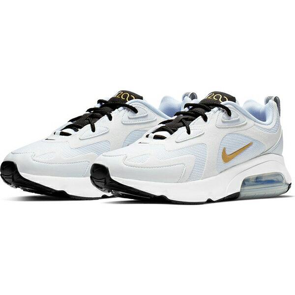 【NIKE】W AIR MAX 200 運動鞋 休閒鞋 氣墊 淺色 女鞋 -AT6175102