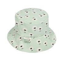比利時 Trixie 有機棉遮陽帽/童帽~可愛綿羊(48/50/52cm)好窩生活節 0