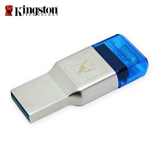 Kingston金士頓 microSD讀卡機 MobileLite Duo 3C Type-C & USB 雙介面OTG
