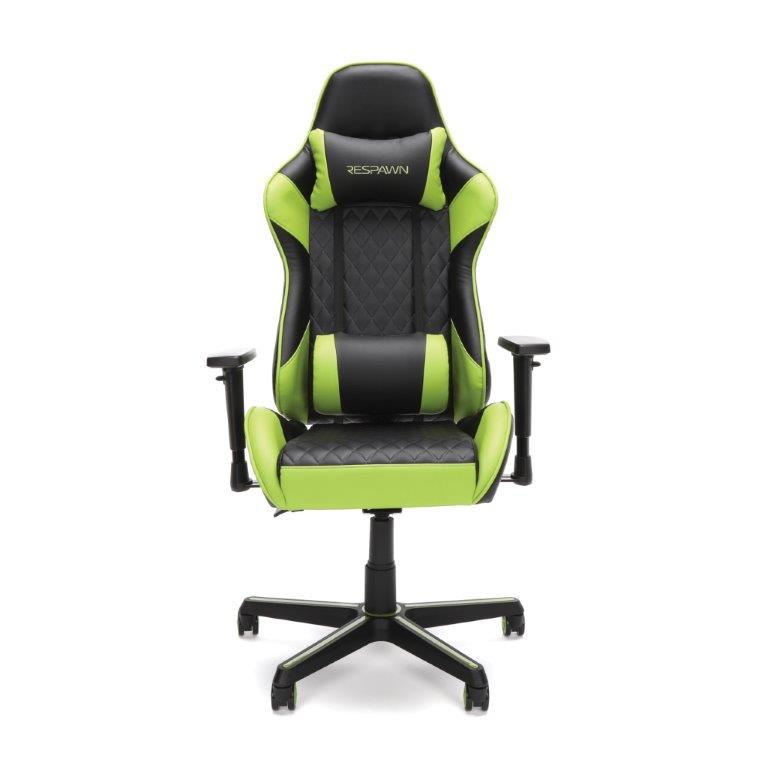 RESPAWN Racing Style Gaming Chair - Reclining Ergonomic Leather Chair, Office or Gaming Chair (RSP-100) 9