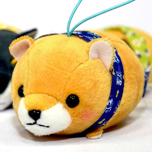 NOBA 不只是禮品:柴犬三兄弟小偶吊飾長男豆太郎日本帶回正版商品