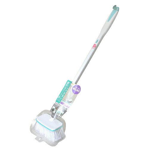 日本AISEN【機能新化系】三合一浴室長柄清潔硬毛刷
