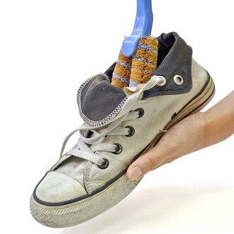 日本 AISEN 球鞋專用彩色條紋棕刷