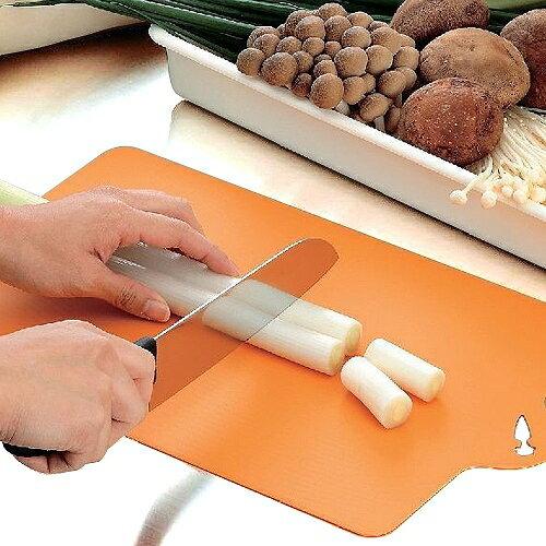 日本製造INOMATA可彎曲砧板(蔬菜)1片裝