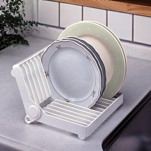 [促銷]日本LEC餐盤收納架
