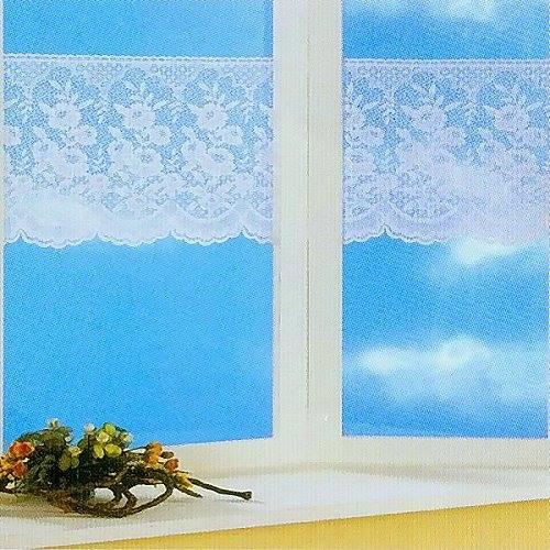 日本 MEIWA 靜電抗菌蕾絲窗貼(菊藤花)