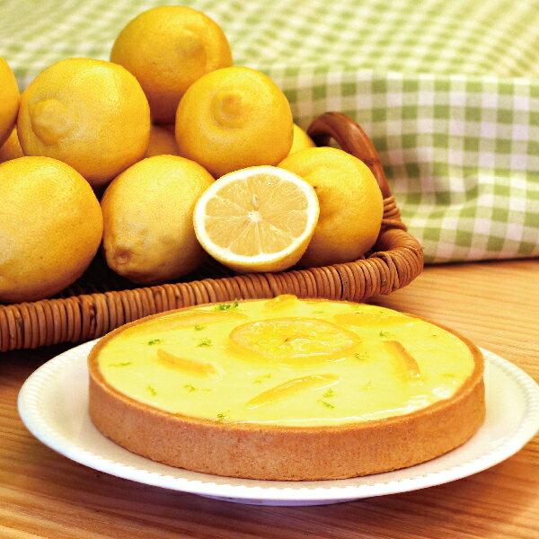 ★  6吋 美妍C檸檬塔 ★ 皮薄餡多,100%檸檬原汁,滿滿維他命C給你一天好氣色 ~ 母親節蛋糕推薦 2