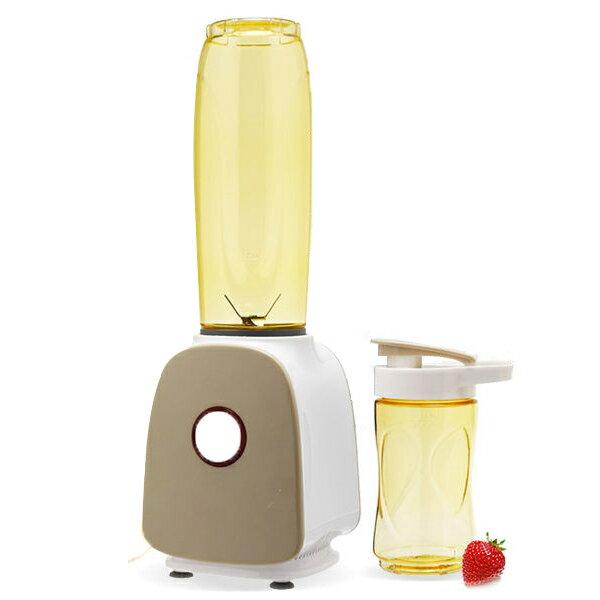 【鍋寶】雙杯設計--隨身杯果汁機研磨機 (SJ-220-D)