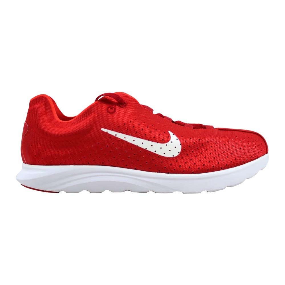b90bb4835a365 Nike Mayfly Lite BR University Red/White 898027-600 Men's Size 11