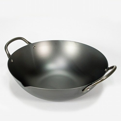 《極PREMIUM》不易生鏽中華鍋(27cm)