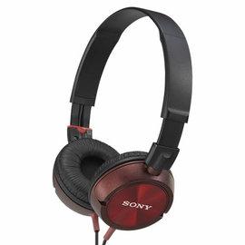 志達電子 MDR-ZX300-R 紅色 SONY 折疊式耳罩式耳機 (公司貨,保固一年)