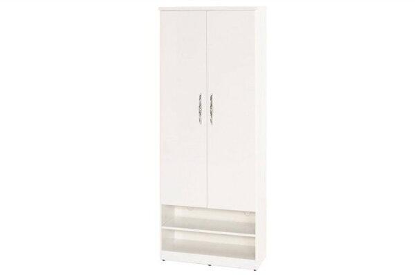 【石川家居】890-01白色鞋櫃(CT-331)#訂製預購款式#環保塑鋼P無毒防霉易清潔