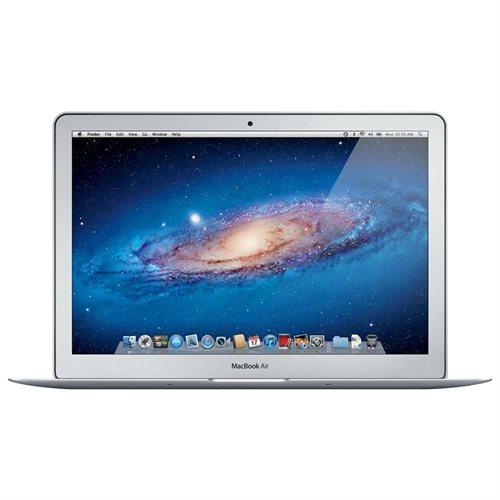 "Apple MacBook Air MD711LL/B 11.6"" LCD Notebook - Intel Core i5 Dual-core (2 Core) 1.40 GHz - 4 GB DDR3 SDRAM - 128 GB SSD - Mac OS X 10.9 Mavericks - 1366 x 768 - Intel HD Graphics 5000 - Bluetooth - English Keyboard - Front Camera/Webcam - IEEE 802.11a/b"