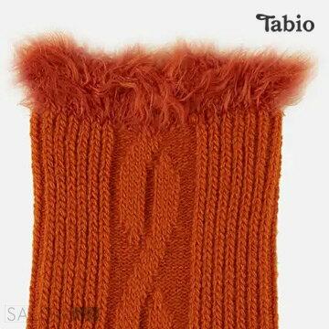 【靴下屋Tabio】毛毛結繩圖案短襪  /  日本職人手做 2