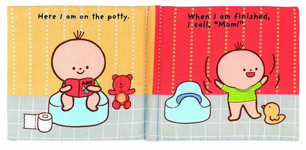 『121婦嬰用品館』k's kids 布書系列 - 便便時間到囉! 3