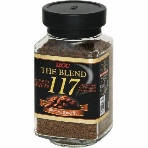 【年貨大街】UCC 117咖啡 (90g) 即溶黑咖啡 沖泡粉 日本原裝進口