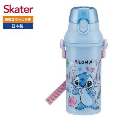 日本【Skater】直飲冷水壺480ML-史迪奇