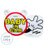 ViViBaby - Disney迪士尼米奇手手行車警示牌 2