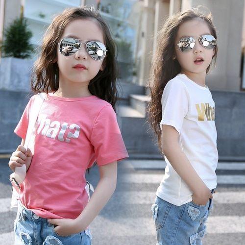 中大童上衣嬰幼兒短袖T恤寶寶童裝MC0901好娃娃