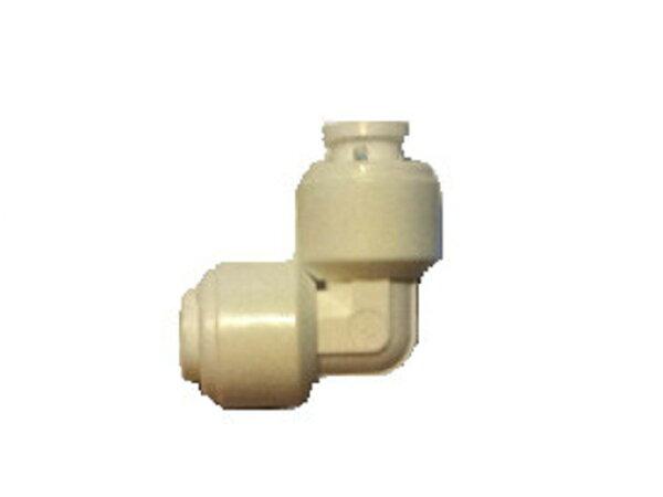 兩分低壓L型接頭(可接低壓軟管的2分低壓快插孔式非螺紋式)