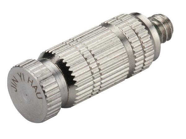5個0.2mm高壓噴頭含3分單孔快速接頭(3分不鏽鋼管專用)