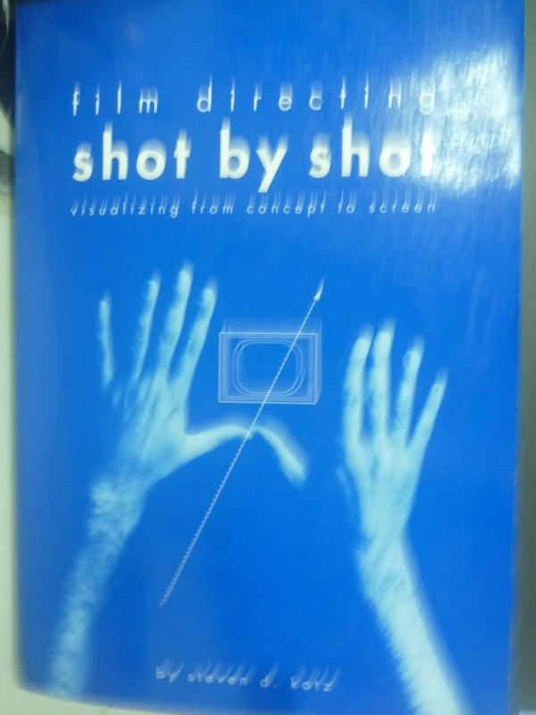 ~書寶 書T6/影視_YED~Film Directing Shot by Shot: V