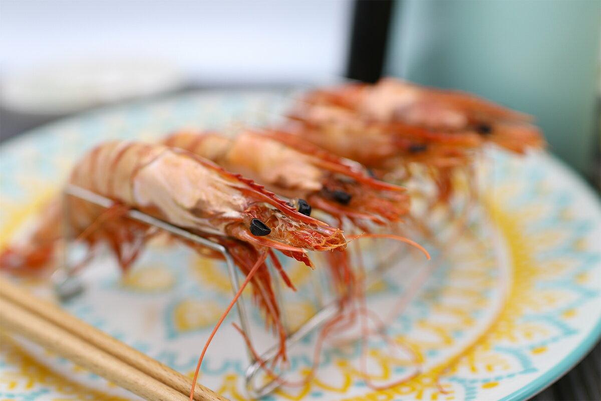 鮮凍10尾大草蝦   #300g