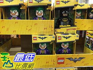 [106限時限量促銷] COSCO LEGO BATMAN MIMIFIGURE ALARM CLOAK 蝙蝠俠電影系列人偶鬧鐘 C1154826
