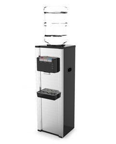 【威利家電】 【分期0利率+免運】元山牌 立式桶裝不銹鋼冰溫熱飲水機YS-8200BWSIB