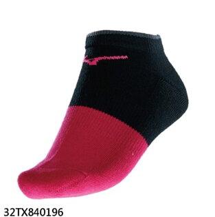 【登瑞體育】MIZUNO女款運動厚底短襪_32TX840196