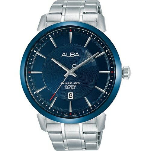 方采鐘錶:ALBA競速任我行流行運動腕錶VJ42-X237BAS9E91X1