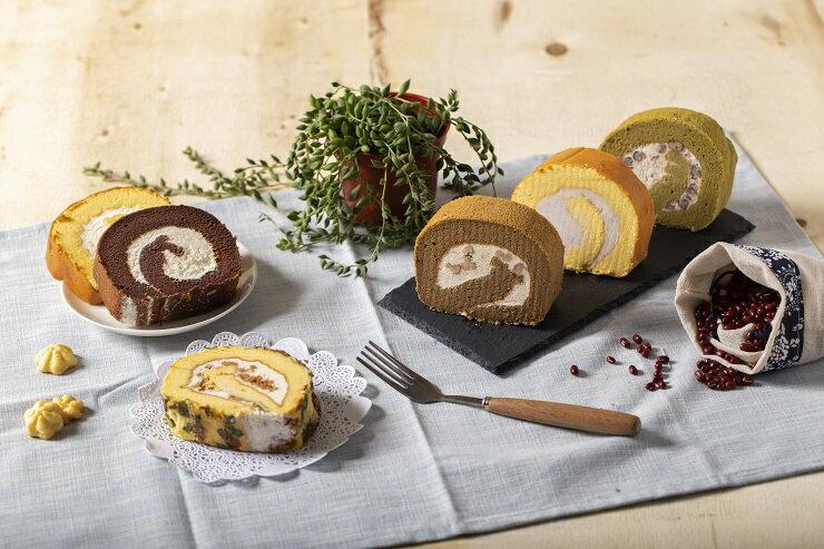 ❤抹茶紅豆生乳卷 ❤抹茶蛋糕  ❤人氣團購甜點 ❤伴手禮最佳選擇  570g 2