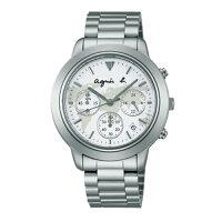 agnès b.手錶推薦到AGNES.B/時尚地圖腕錶/白/VD53-KQ00S就在方采鐘錶推薦agnès b.手錶