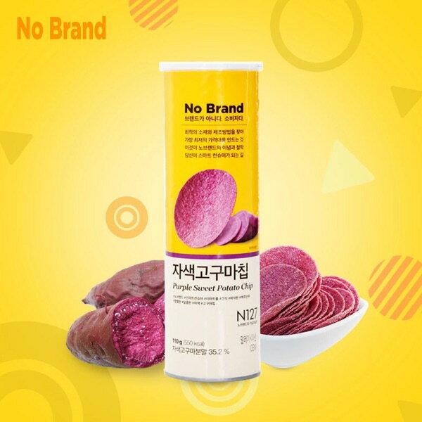 有樂町 韓國~No Brand紫心紅番薯洋芋片 K60 2000000303017