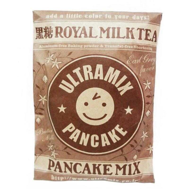 賞味期到2017  10  27 ULTRAMIX鬆餅粉 黑糖奶茶  200g 5217S