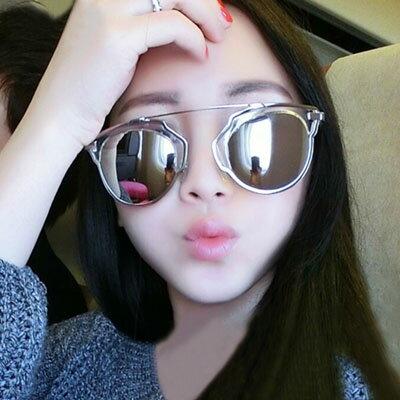 墨鏡 歐美部落客流行個性太陽眼鏡【O2916】☆雙兒網☆ 0