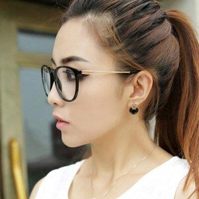 眼鏡 韓國復古時尚學院風眼鏡【O2923】☆雙兒網☆ 2