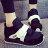 休閒鞋  韓版內增高厚底休閒鞋阿甘鞋【S1301】☆雙兒網☆ 1