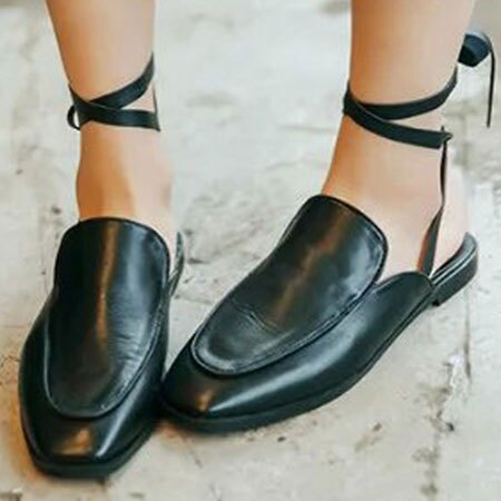 拖鞋 歐美時尚嬉皮隨興綁帶拖鞋【S1591】☆雙兒網☆ 2