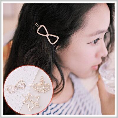 ☆雙兒網☆花夏 .現貨+預購 【O706】古典氣質美人滿版珍珠造型髮夾