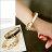 ☆雙兒網☆ 綺麗時分 【o958】韓時尚個性MURUA金屬皮帶式手鐲手環 - 限時優惠好康折扣