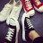 帆布鞋 韓版ulzzang超潮開口笑休閒帆布鞋【S911】☆雙兒網☆ - 限時優惠好康折扣