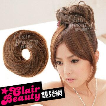 ☆雙兒網☆可愛丸子包包頭的髮束【DH52】新款量多甜甜圈髮束 - 限時優惠好康折扣