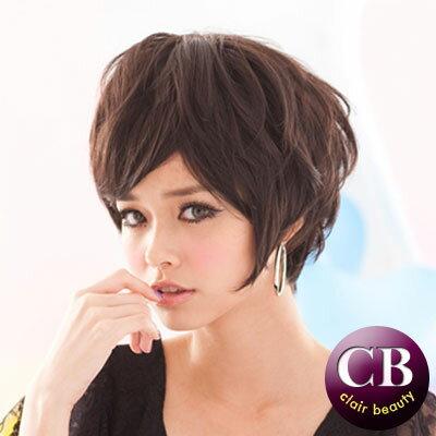 ☆雙兒網☆【MB029】超短髮帥氣女孩-自然黑 - 限時優惠好康折扣