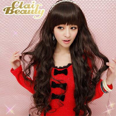 日系蓬鬆公主造型超長大捲髮/髮量多【E0019】☆雙兒網☆